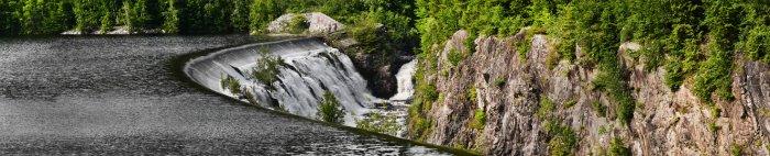 Goodwin Dam Spillway, Riverton