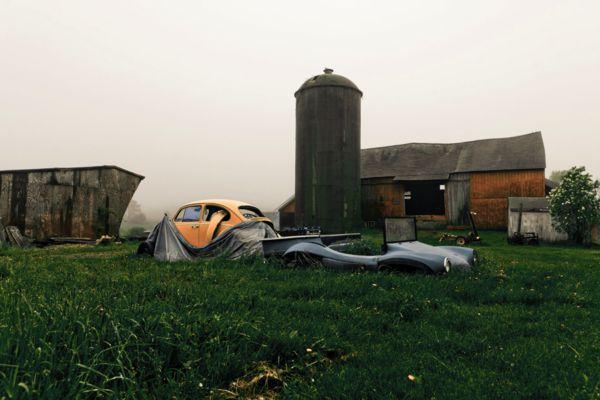 Bunnell Farm, Litchfield, 2011