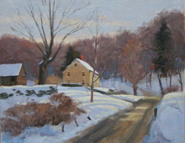 Winter Study, Woodbury