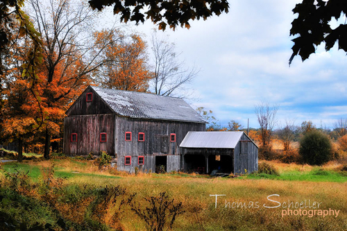 Autumn in New Milford\'s Highlands
