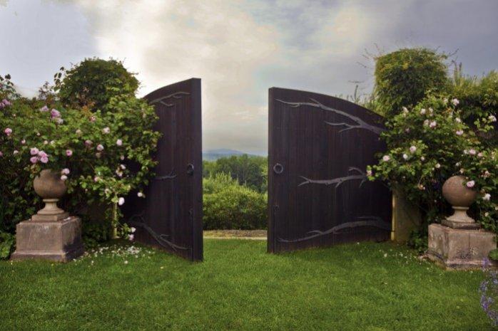 Garden Gates -Wendy Carlson