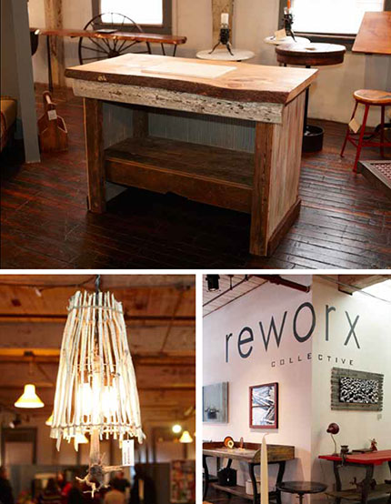 Recycled Reworked And Reinvented Happening In The Hills